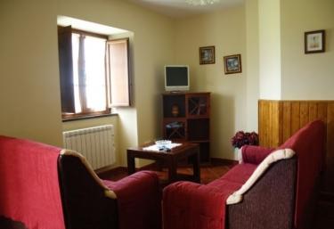 Apartamento 4 Casa Cerolleiro - Piñera (Castropol), Asturias