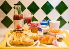 Desayunos y cenas por encargo