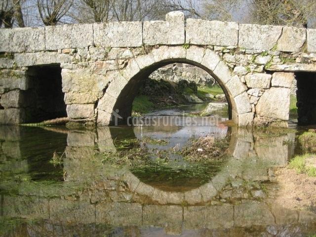Puente Romano Matrimonio : Casa clemente en tudera zamora