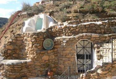 Cueva La Luna - Algarves de Gorafe - Gorafe, Granada