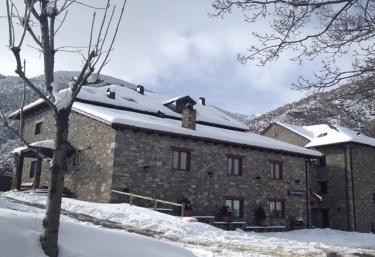 Hostal Casa Pernalle - Erill La Vall, Lleida