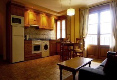 Apartamento Casa Rivera 4 plazas - Ainsa, Huesca