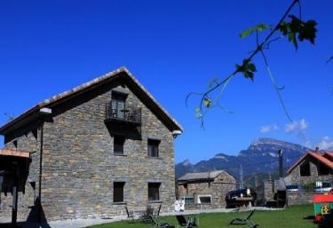 Apartamentos Puerta de Ordesa - Cañón de Añisclo  - Laspuña, Huesca