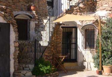 Cueva La Romerita - Algarves de Gorafe - Gorafe, Granada