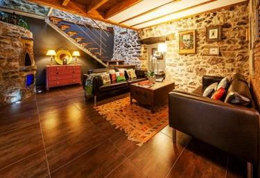 Casa Carlos - La Xiuca - La Puente (Morcin), Asturias