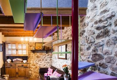 Casa Avo - La Xiuca - La Puente (Morcin), Asturias
