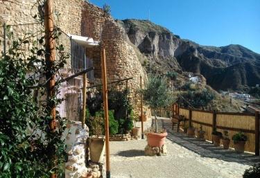 Cueva Vecina la Candela - Gorafe, Granada