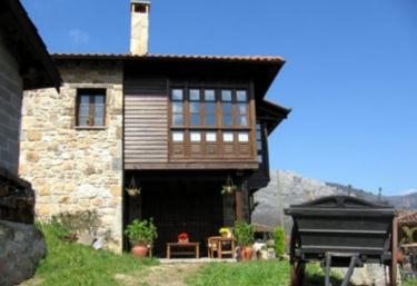 El Colláu - Villamorey, Asturias