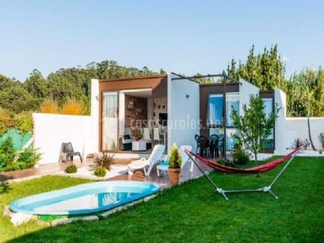 Casa Rural Viña Vella - Casas Costaneira