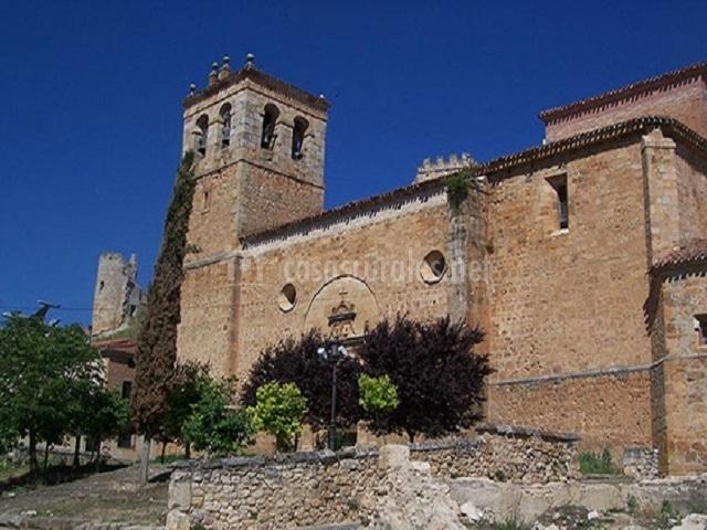 Casa rural el castillo en coru a del conde burgos - Casa rural el castillo ...