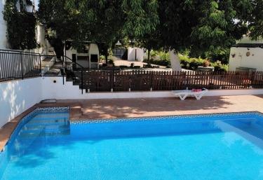 Casas rurales con piscina en alcala la real for Piscina cubierta alcala la real