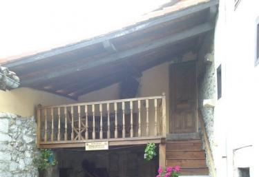 Casa Aurora II - Fresnedo (Teverga), Asturias