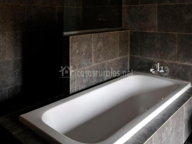 Bañera de gran tamaño