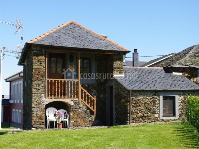 Casa de aldea aurora casa rural en somorto asturias - Casas de aldea asturias ...