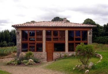 Pallar das Ameixeiras - Palas De Rei (Casco Urbano), Lugo