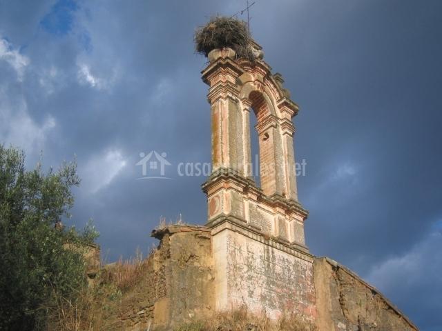 Ermita abandonada