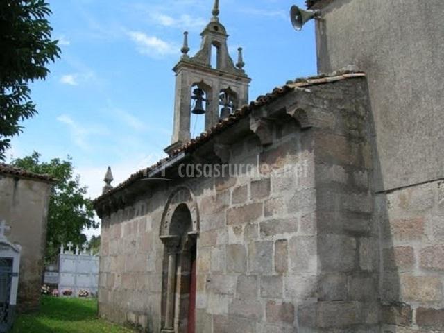 Casa de mui eiro y caseta das andori as en palas de rei casco urbano lugo - Casas rurales lugo baratas ...