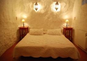 Dormitorio doble de matrimonio