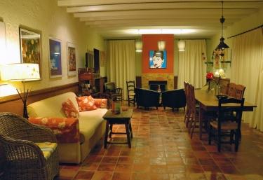 Casa del Olivo - Balcón de Sierra Grande - Hornachos, Badajoz
