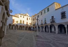 Plaza de Zafra