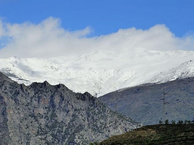 Matrimonio Simbolico Sierra Nevada : Casa la era ii en conchar granada
