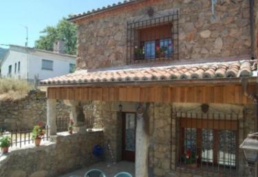 Los Serranillos - El Arca - Pesquera, Ávila