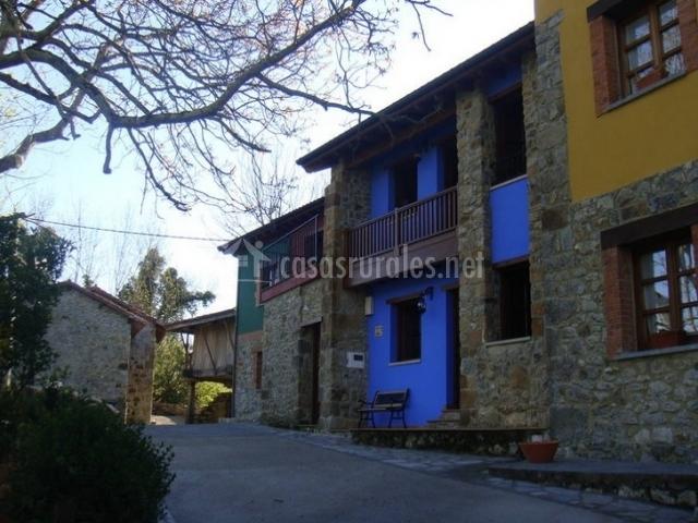 Ca azulete en castiello bimenes asturias for Rural net cool ca