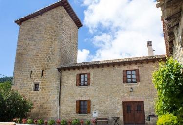 Palacio de Lérruz I - Lerruz, Navarra