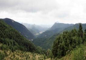 Valle de Lizoáin