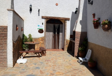 Cueva Francisco - Cazorla Casas Cueva - Hinojares, Jaén