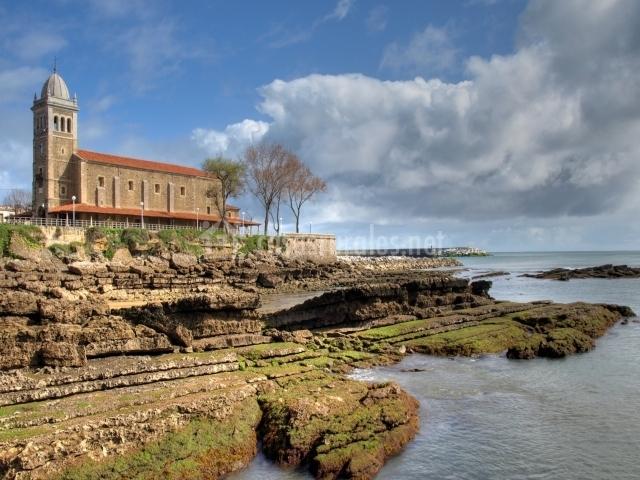 Estudio rural capilla de san clemente en luanco asturias - Casa rural leocadia y casa clemente ...