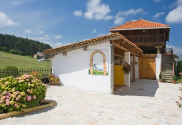Casas rurales con chimenea en luanco for Casa rural con chimenea asturias