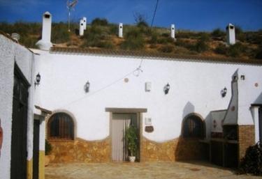Cueva Alejandro - Cazorla Casas Cueva - Hinojares, Jaén