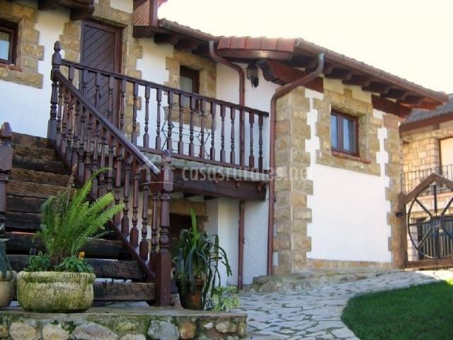 Casa rural la huerta en lamadrid cantabria - Casas rurales la huerta ...
