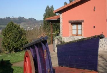 Apartamento Rural el Balcón - Selorio, Asturias
