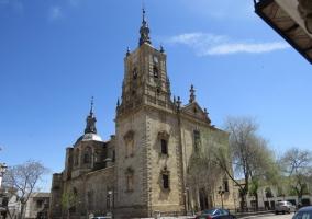 Iglesia de Santo Tomás en Orgaz