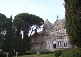 Palacio de El Castañar y jardines