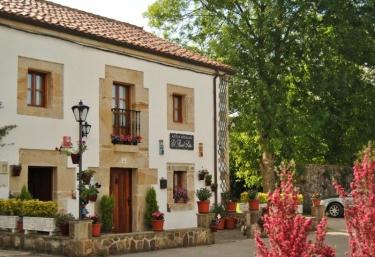 El Real Sitio - Teresa - La Cavada, Cantabria