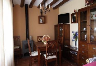Casa Sarrau - Bellestar (Graus), Huesca