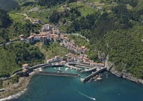 Vistas del puerto