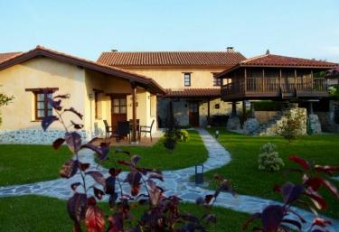Casa Trasgu - Oviñana (Cudillero), Asturias