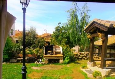 La Casa de la Huerta - La Horcajada, Ávila