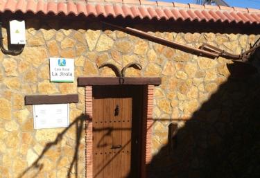 La Jirola I - Abrucena, Almería