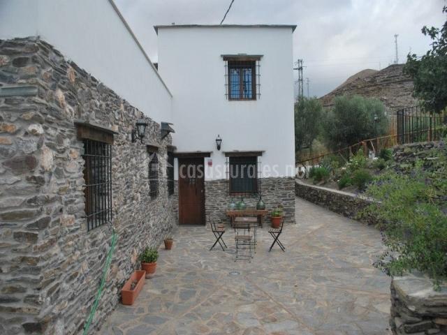 El cortijo de gema en gergal almer a for Casa ciudad jardin almeria
