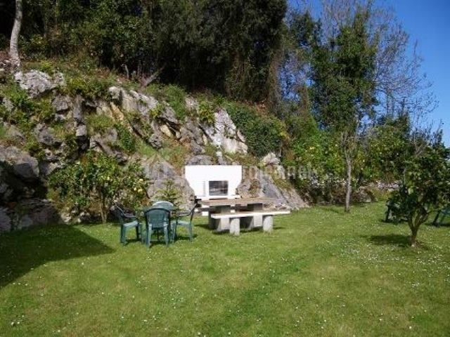 Casa rural mar a en llanes asturias for Jardin 3 marias