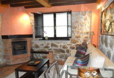 La Llosa de Campu Redondu - San Roman Piloña, Asturias
