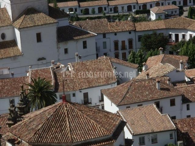 Casa rural las piedras en grazalema c diz - Casas rurales en cadiz baratas ...