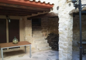 Los Almendros - Lo Regolfo - La Codoñera, Teruel