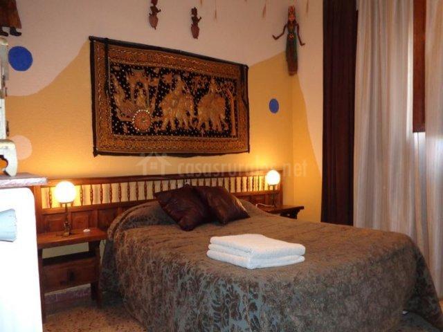 dormitorio thailandes