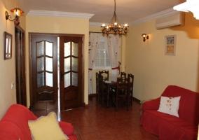 Casa D el corral - El Bosque, Cádiz